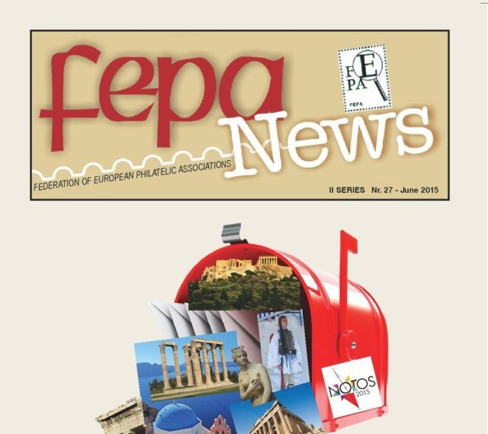 "THE LATEST ISSUE OF ""FEPA NEWS"" MAGAZINE"