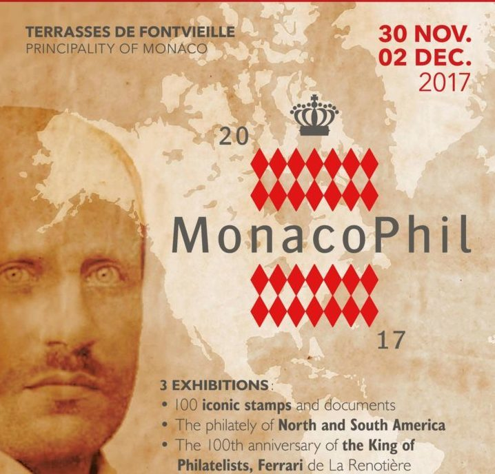 MonacoPhil 2017: Three great Exhibitions at the same event