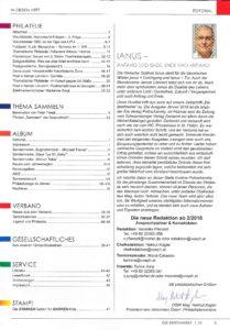 Die Brief Marke Post Und Philatelie In österreich Fepa News