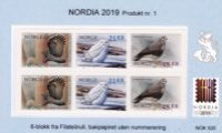 Updated information of the FEPA Exhibition NORDIA 2019