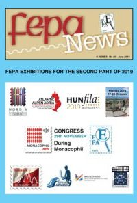 "Digital version of the printed Magazine ""FEPA News"" for the second Semester of 2019"