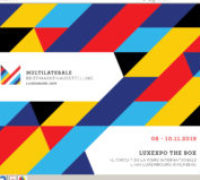 The preparations for the Multilaterale Luxemburg 2019 International Exhibition are well ahead