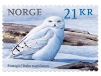 NEXOFIL Prizes to the Best Stamps of the World: Norway, winner, Ukraine 2nd, France 3rd