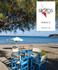 NOTOS 2021 Newsletter no.3
