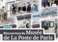 Reopening of the Post Museum in Paris